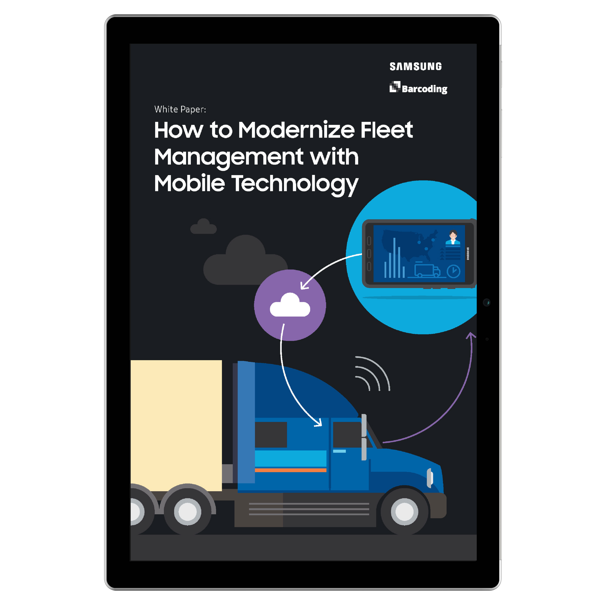 How to Modernize Fleet Management with Mobile Technology