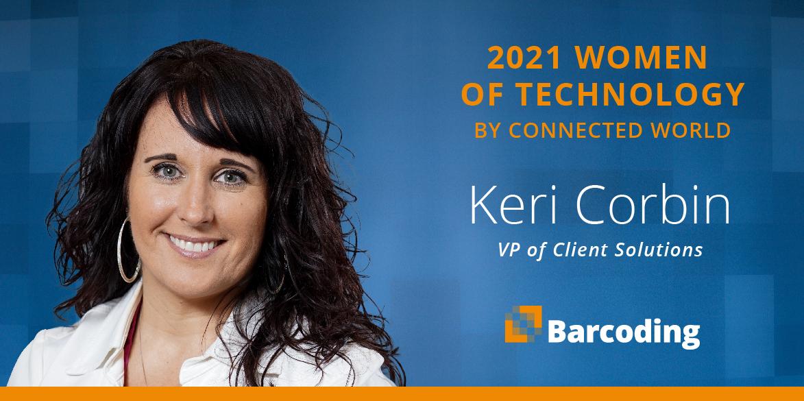 2021 Women of Technology - Keri Corbin