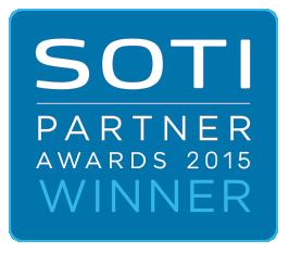 SOTI Award Icon