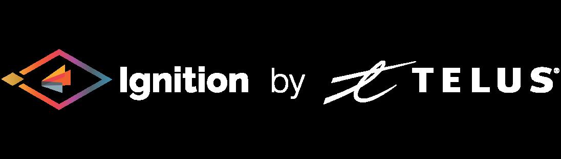 Ignition by Telus Logo