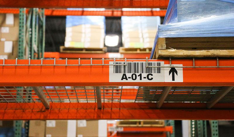Warehouse-Label