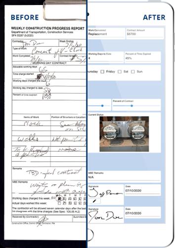 Mirata Digital Forms by Mirata Software